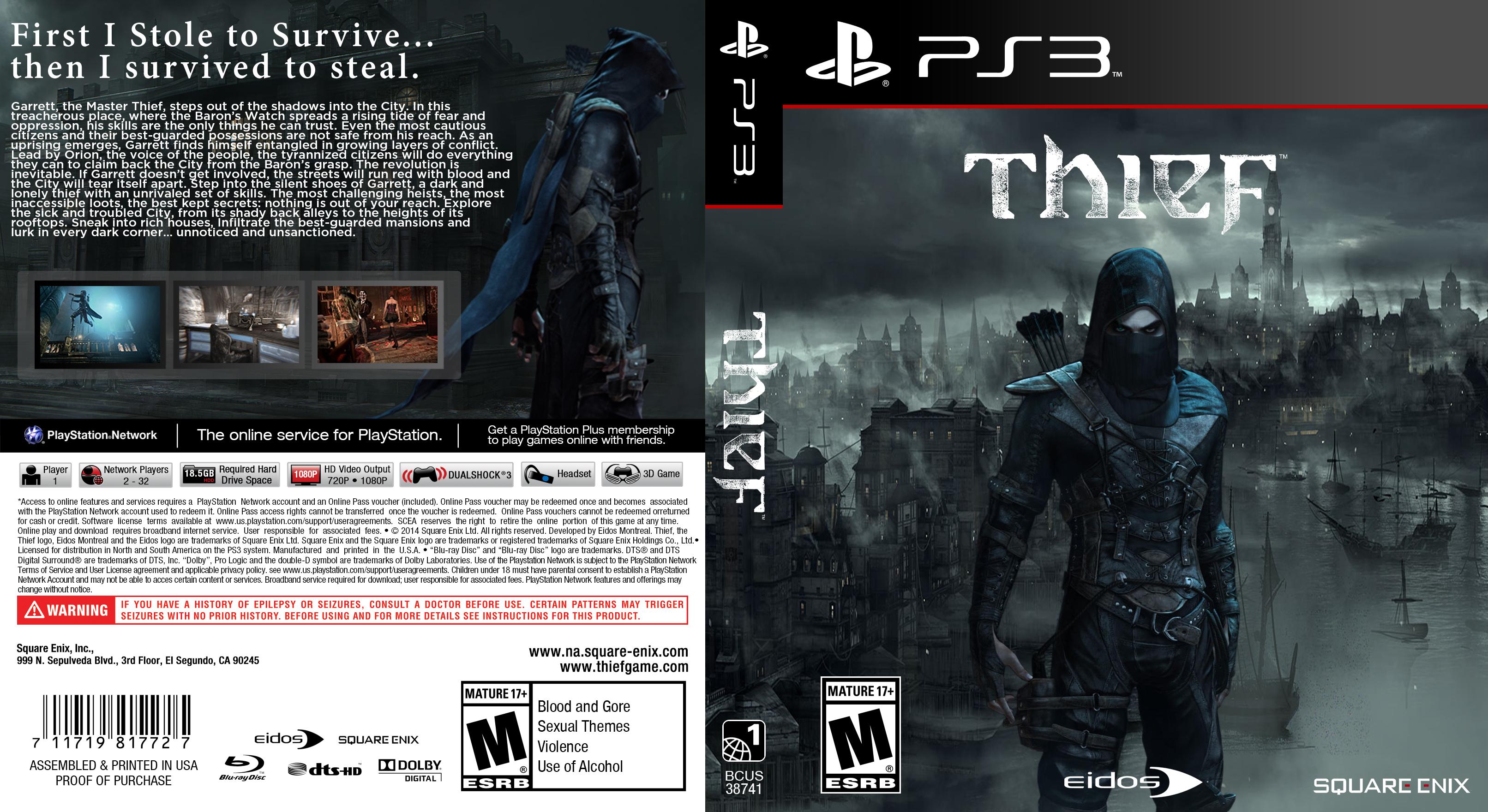 Thief       60802-thief-print