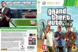 GTA V Xbox 360 Cover