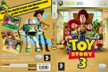 Toy Story Xbox 360 Cover