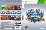 Skylanders Xbox 360 Cover