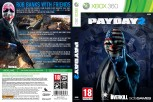 PayDay 2 Xbox 360 Cover
