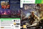 Dead fall Xbox 360 Cover