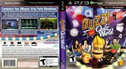 Buzz Quiz World Cover ps3