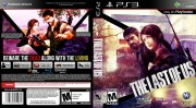 The Last of Us Cover ps3