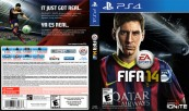 FIFA 14 PS4 Cover