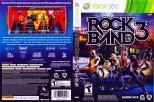 Rock Band 3 Xbox 360 Cove…