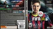Fifa 14 Xbox one Cover
