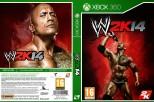 WWE 2K14 Xbox 360 Cover