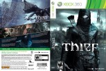Thief Xbox 360 Cover