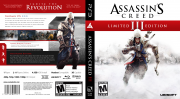 Assassins Creed 3 PS3 Cov…