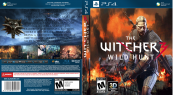 The Witcher3 PS4 Cover