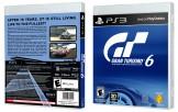 Gran Turismo 6 Ps3 Box Ar…