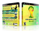 Fifa 2014 World Cup PS3 Box Art