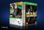 Watch Dogs Xbox 360 Box Art