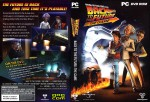 Back To The Future PC Cover