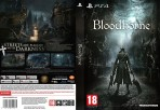 BLood Borne PS4 Cover
