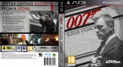 007 Blood Stone PS3 Cover