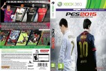 PES 15 Xbox 360 Cover