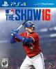 MLB 16: The Show Box Art