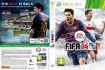 FIFA 14 Xbox 360 Cover