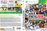 PES 2014 Xbox 360 Cover