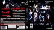 Resident evil 6 Ps3 Cover