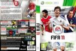 FIFA 11 Xbox 360 Cover